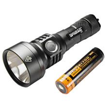 Bundle: Manker U22 + 4800mAh 21700 Rechargeable Battery