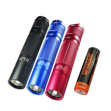 Bundle: Manker BLF A6 + High Drain 3100mAh 18650 Battery