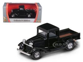 1934 Ford Pick Up Truck Black 1/43 Diecast Car Model Road Signature 94232