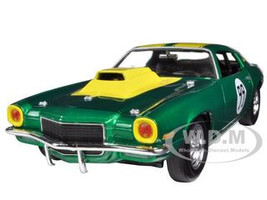 "Cooter's Chevrolet Camaro #99 From ""The Dukes of Hazzard"" Movie 1/18 Diecast Car Model Johnny Lightning 21958"
