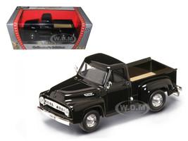 1953 Ford F-100 Pick Up Truck Black 1/43 Diecast Car Model Road Signature 94204