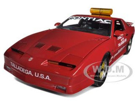 1987 Pontiac Firebird Trans Am GTA Talladega 500 Pace Car Nascar 1/18 Diecast Model Car Greenlight GL12859