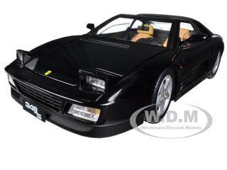 Ferrari 348 TS Elite Edition Black 1/18 Limited Edition Hotwheels X5481