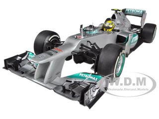 2012 Mercedes AMG Petronas F1 Team W03 Nico Rosberg 1st Win Chinese GP Limited to 1200pc Worldwide 1/18 Diecast Model Car Minichamps 110120108