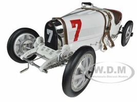 Bugatti T 35 TYPE 35 Grand Prix National Color Project Poland 1/18 Diecast Model Car CMC 100 B003