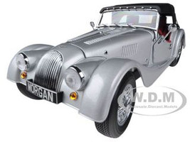 Morgan 4/4 Sport Silver 1/18 Diecast Car Model Kyosho 08115