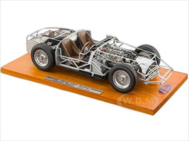 1956 Maserati 300S Rolling Chassis 1/18 Diecast Model CMC 109