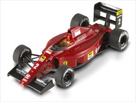 Ferrari F1-90 #2 Nigel Mansell Brazil GP 1990 Elite Edition 1/43 Diecast Model Car Hotwheels X5518