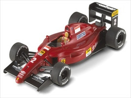Ferrari F1-90 #2 Nigel Mansell Portugal GP 1990 Elite Edition 1/43 Diecast Model Car Hotwheels X5519