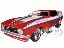 1972 Foster's King Cobra Ford Mustang NHRA Funny Car 1/18 Model Car Autoworld AW1117