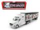 Coca Cola On Ice Tractor Trailer 1/64 Diecast Model Motorcity Classics MCC434618