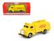 1947 Coca Cola Delivery Bottle Truck Yellow 1/87 Diecast Model Motorcity Classics MCC439954