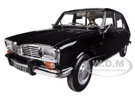 1967 Renault 16 Black 1/18 Diecast Car Model Norev 185129