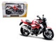 2012 MV Agusta Brutale 1090 RR Red/Silver 1/12 Motorcycle Maisto 11097