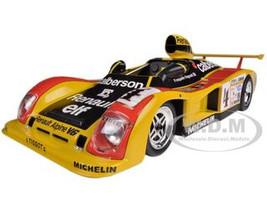 Renault Alpine A442 #4 Le Mans 1978 Frequelin/Ragnotti 1/18 Diecast Model Car Norev 185146