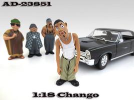 "Chango ""Homies"" Figurine For 1:18 Scale Diecast Model Cars American Diorama 23851"