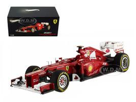 F2012 Ferrari Fernando Alonso Malaysia GP 2012 Formula 1 1/43 Diecast Model Car Hotwheels X5512