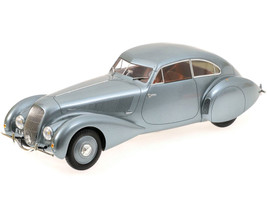 1939 Bentley Embiricos Dark Gray Metallic Limited Edition 999 pieces Worldwide 1/18 Model Car Minichamps 107139820