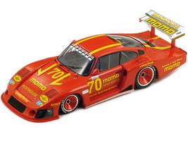Porsche 935/78 #70 MOMO Norisring 1981 Gianpiero Moretti 1/18 Spark 18S055