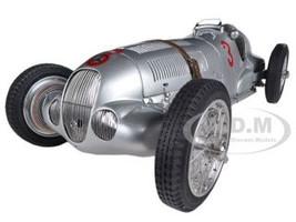 Mercedes W125 #3 Manfred von Brauchitsch 1937 GP Donington Limited to 1000pc Worldwide 1/18 Diecast Model Car CMC 115