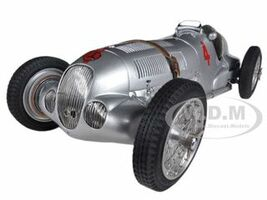 Mercedes W125 #4 Richard Seaman 1937 GP Donington Limited to 1000pc Worldwide 1/18 Diecast Model Car CMC 116