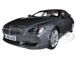 BMW 650i Gran Coupe 6 F06 Series Space Grey 1/18 Diecast Car Model Paragon 97031