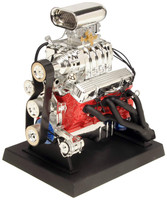 Engine Chevrolet Blown Hot Rod 1/6 Diecast Replica Model Liberty Classics 84035
