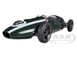 Cooper T51 #8 1959 World Champion 1/18  Limited to 2000pc Worldwide by Schuco
