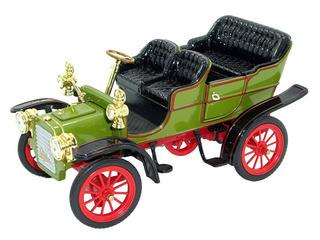 1907 Cadillac Model M Green 1/32 Diecast Car Model Signature Models 32360