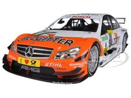 Mercedes C Class DTM 2011 #6 Salzgitter AMG / Schumacher 1/18 Diecast Car Model Norev 183580