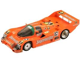 Porsche 962 #17 Jagermeister Winner SPA 1986 Thierri Boutsen / Frank Jelinski 1/18 Model Car Spark 18S090