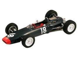 Lotus 25 BRM #18 Monaco GP 1964 Mike Hailwood 1/18 Model Car Spark 18S081