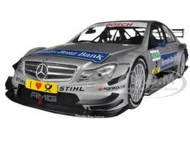 Mercedes C Class DTM 2011 #3 Spengler 1/18 Diecast Car Model Norev 183585