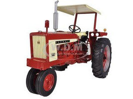 Farmall 504 Gas Narrow Front Tractor With Canopy 1/16 Diecast Model Speccast ZJD1739