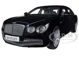 Bentley Flying Spur W12 Onyx Black 1/18 Diecast Car Model Kyosho 08891