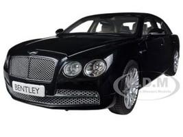 Bentley Flying Spur W12 Onyx Black 1/18 Diecast Car Model Kyosho 08891