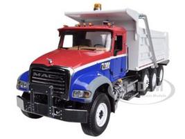 Mack Granite Dump Truck 1/34 Diecast Model First Gear 10-3994