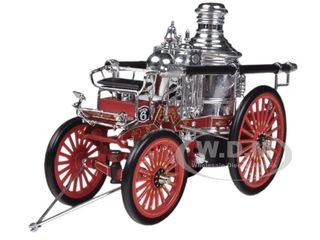1886 American Lafrance Silsby-Manning Steam Fire Engine 1/43 Diecast Model Arko AK1886