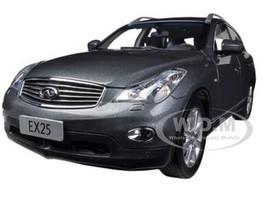 2012 Infiniti EX25 Grey 1/18 Diecast Car Model Paudi 5507