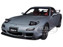 Mazda RX-7(FD) Spirit R Type A Titanium Grey Metallic 1/18 Diecast Car Model Autoart 75987