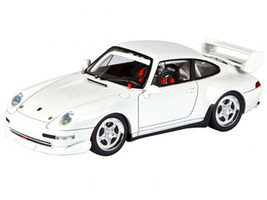 Porsche 991 (993) 3.8 Cup White Limited to 750pc 1/43 Diecast Model Car Schuco 450888000