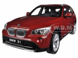BMW X1 xDrive 28i (E84) Vermillion Red 1/18 Diecast Car Model Kyosho 08791