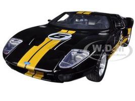 Ford GT #6 GT Racing 1/24 Diecast Car Model Motormax 73775