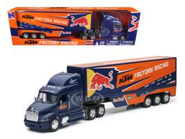 "Peterbilt KTM Factory Racing Team Truck ""Red Bull"" 1/32 Model New Ray 10693"
