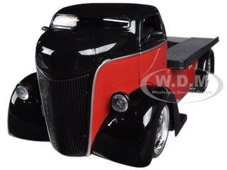 1947 Ford COE Red / Black 1/24 Diecast Car Model Jada 96959