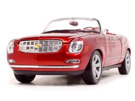 Chevrolet Bel Air Concept Red 1/18 Diecast Model Car Motormax 73142