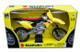 2014 Suzuki RM-Z450 Bike Motorcycle 1/6 Model New Ray 49473