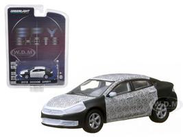 "2013 Dodge Dart ""Spy Shot"" Hobby Exclusive in Blister Pack 1/64 Diecast Car Model Greenlight 29778"