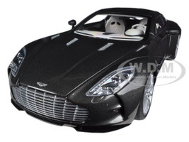 Aston Martin One 77 Spirit Grey 1/18 Diecast Car Model Autoart 70242