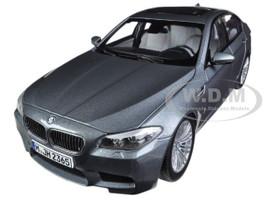 2012 BMW M5 F10 Space Grey 1/18 Diecast Car Model Paragon 97016